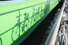 Stil cyklen, tag med færgen