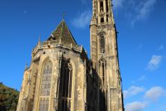 Katedralen i Thann