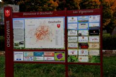 Byskilt i Orschwihr