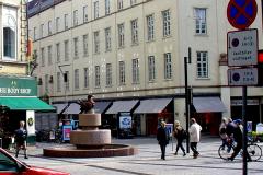 20_Fuglebrønden på gågaden Århus