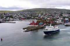 06_Tòrshavn, Ritan til Nolsø