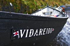 33_Den traditionelle færøske båd