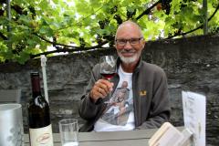 En hilsen i rødvin - Flere og flere får øjnene - og munden - op for tysk rødvin. Dette er en Spätburgunder fra Brauneberg