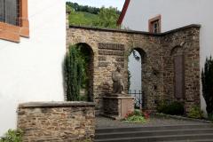 Krigsmindesmærke - Tyskland glemmer ikke sine døde - her fra 1. og 2. verdenskrig